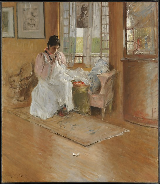 For the Little One by William Merritt Chase